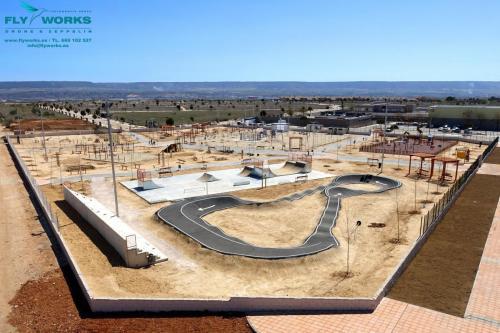 Circuito de BMX